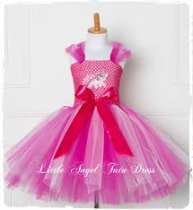 pinkie pie my little pony fancy dress costume handmade tutu