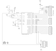 interfacing dc motor with atmega32 avr microcontroller using l293d