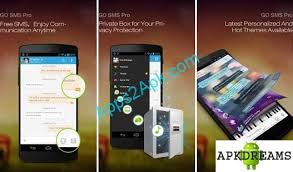 go sms pro premium apk go sms pro premium v5 61 apk downloader of android apps and