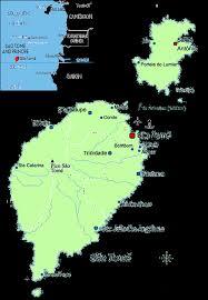 map of sao tome sao tome and principe madeira archipelago portugal and more