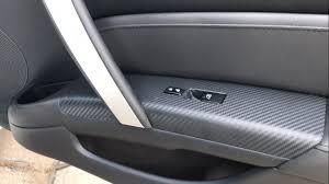 Car Interior Carbon Fiber Vinyl Carbon Fiber Vinyl Wrap For My 350z Youtube