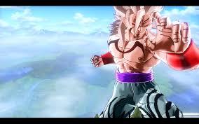 dragon ball z goku super saiyan 4 transformation dailymotion