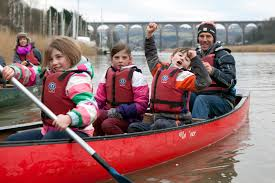 for family days out in tamar trails centre