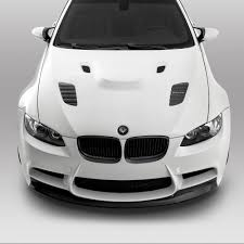 bmw e92 front bumper front carbon fiber lip replacement for gts3 gts5 front bumper fits