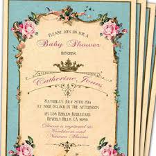 shop vintage pink baby shower invitations on wanelo