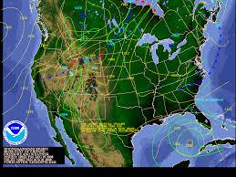 New Orleans Weather Map by Hurricane Gustav Spaghetti Model Symon Sez