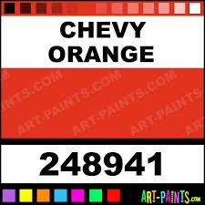 chevy orange engine enamel enamel paints 248941 chevy orange
