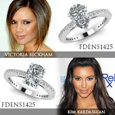 Victoria Beckham Wedding Ring by Top 10 Famous Engagement Rings Of All Time Fascinating Diamonds Blog