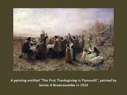 what really happened at the thanksgiving there are so many