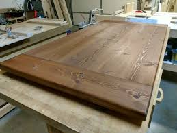 how to stain pine table how to stain wood easy process that works great