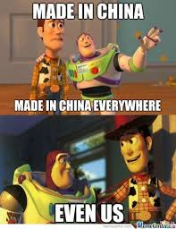 Woody And Buzz Meme - made in china by isunwukongz meme center