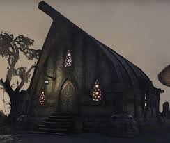 elven architecture concept art google search forest home