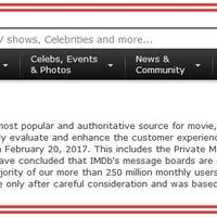 what happened to imdb message boards have your say imdb is about to delete its message boards