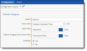 time zone layout set native time zone offset with dst