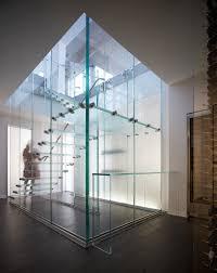 glass stair u2014 tra thomas roszak architecture
