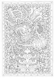 complex coloring pages free printable simple coloring complex