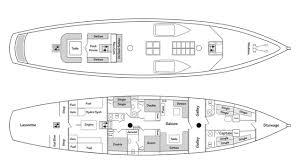 eros yacht layout luxury charter yacht eros brooks motor craft sailing yacht 1939