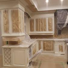 how to prepare painted cabinets for repainting best gta kitchen cabinets painting bright coating solutions