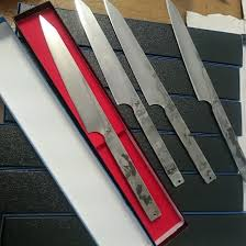 Devil Kitchen Knives by Dalman Kotogana Style Petty 150 155mm Edge 30mm Heel Height