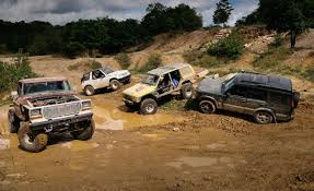land rover jeep the battle of the off road beaters ford vs geo jeep and land