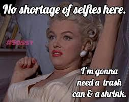 Sassy Meme - this is not a dating site marilyn monroe meme sassy relatable