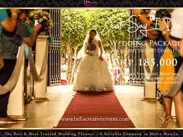 wedding planner course all categories wedding packages philippines creative