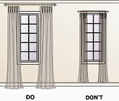 double window treatments 6 ways to avoid wasting money on window treatments big room and