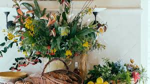 3 tips for thanksgiving flower arrangements sunset magazine