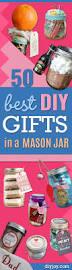 50 best diy gifts in mason jars diy joy