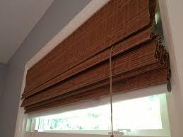bamboo roman shades ikea doherty house bamboo roman shades