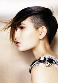 pictures of short hairstyles punk