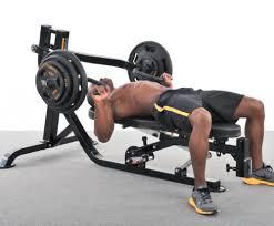 powertec multi press wb mp16 leverage bench shoulder incline