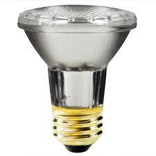flood light bulbs sylvania sylvania 16104 39w par20 flood halogen 120v