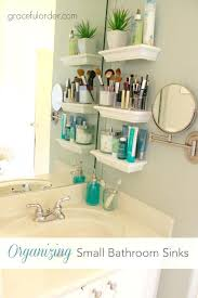 bathroom organizing ideas tight space bathroom organizer best small bathroom storage ideas