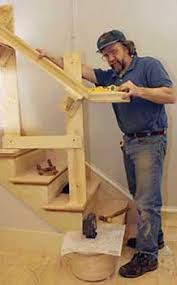 How To Fix Handrail To Newel Post Installing An Over The Post Handrail Part One Jlc Online