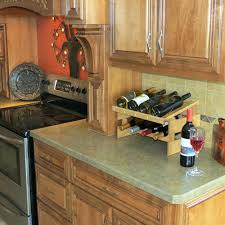 countertop wine racks u2013 excavatingsolutions net