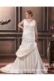 designer plus size wedding dresses and gowns at allen u0027s bridal