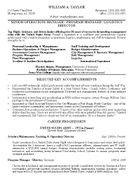 Military To Civilian Resume Templates Military Resume Sample Free Resume Template Professional Military