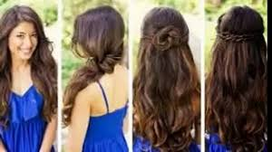 easy and quick hairstyles for school dailymotion hairstyles for short hair dailymotion