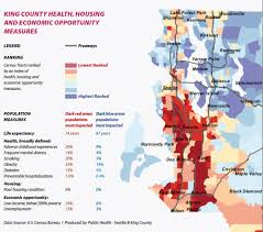 seattle map by county map why measuring disparities in king county matters opinion
