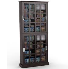 Media Cabinet Glass Doors Media Cabinet With Sliding Glass Doors Home Furniture Decoration