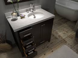 42 Bathroom Cabinet by 42 U201d Bath Vanity With Top With Offset Sink Bathroom Decorating Ideas