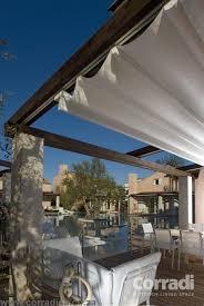 corradi sa patio awnings pergolas sail awnings retractable