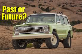 new jeep wagoneer concept jeep wagoneer roadtrip concept a nod to the past or a glimpse at