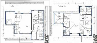plan maison en l plain pied 3 chambres plan maison 120m2 3 chambres awesome plan de maison 90m2 plain pied