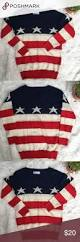 Why Is The American Flag Red White And Blue Die Besten 25 American Flag Sweater Ideen Auf Pinterest