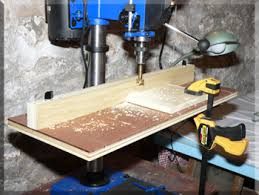 Drill Press Table Drill Press Table
