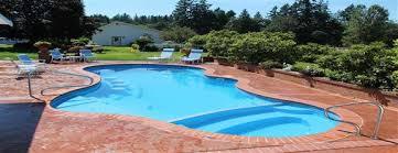 new great lakes in ground fiberglass pool by san juan aqua rec s inc in tacoma san juan pools aqua rec s tacoma wa