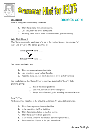 ielts english grammar hints andrew u0027s ielts studio 安德魯雅斯教室
