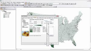 Proportional Symbol Map 38 Choropleth Mapping With Arcmap Youtube